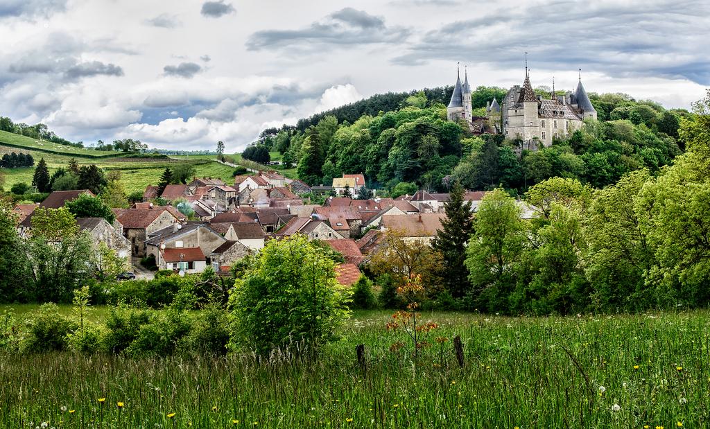 bourgogne village