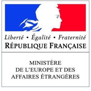 logo ministere aff etr